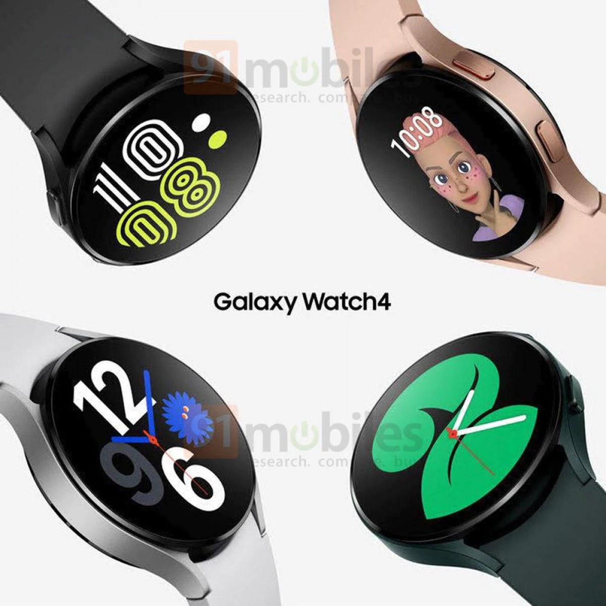 render-resmi-samsung-galaxy-watch4