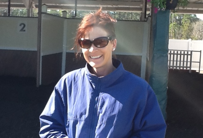 Racing In The Sunshine Joan Scott Trainer