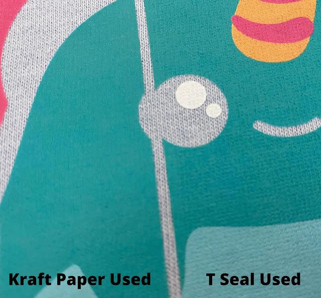 T Seal Finishing Sheet review