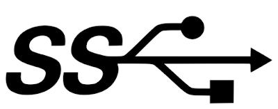 Logo USB 3.0/3.1/3.2 - Charkleons.com