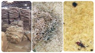 خطير جداا: توريد كميات كبيرة من الأرز المسرطن لشهر رمضان