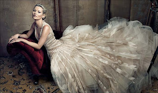 1 John Galliano para Kate Moss...!
