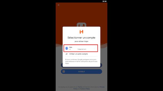 تطبيق hapoapp لربح المال من هاتفك منافس لتطبيق Pivot المشهور ! يتقاسم مبالغ ضخمة يوميا  وسارع لتحميله image7.png