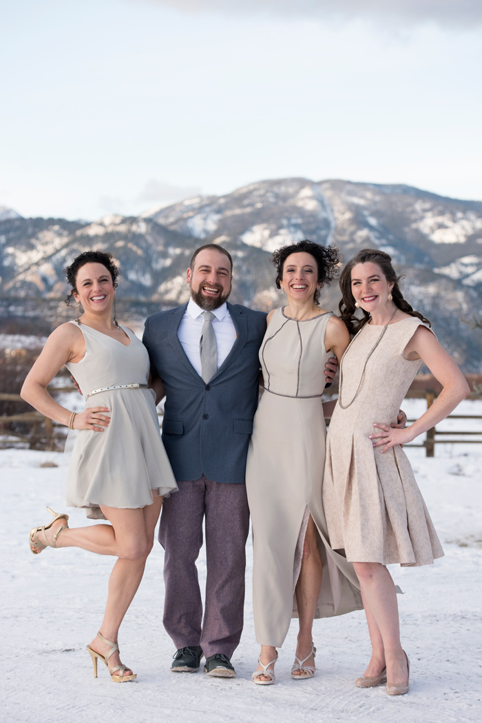 Jessie Moore Photography / Winter Wedding