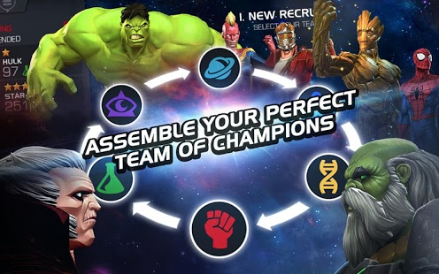 MARVEL Contest of Champions MOD Apk Data