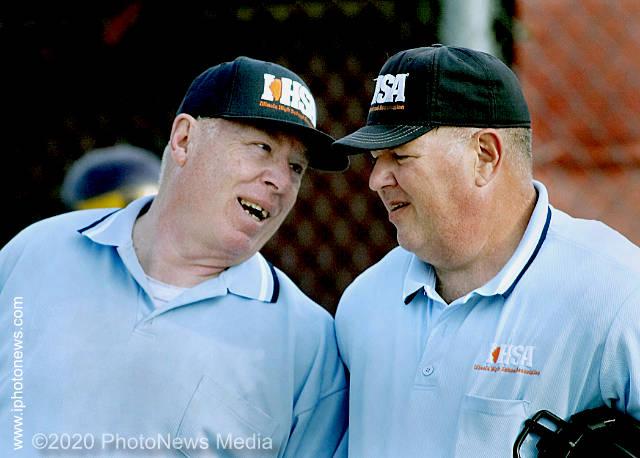 John Heap and Jeff Reese