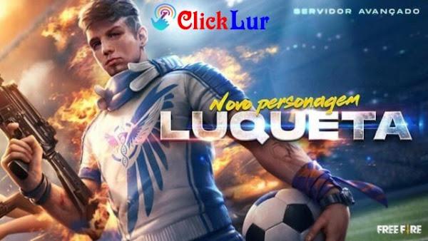 Luqueta in Free Fire
