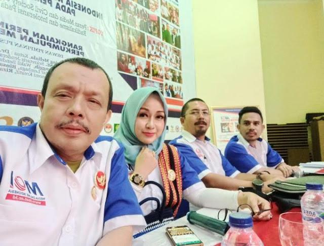 DPP MOI Respon Ajakan KPK, Wartawan ikut Awasi Dana Desa