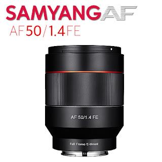 Объектив Samyang AF 50/1.4 FE