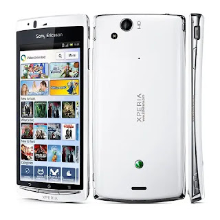 Firmware For Device Sony Xperia Arc S LT18i