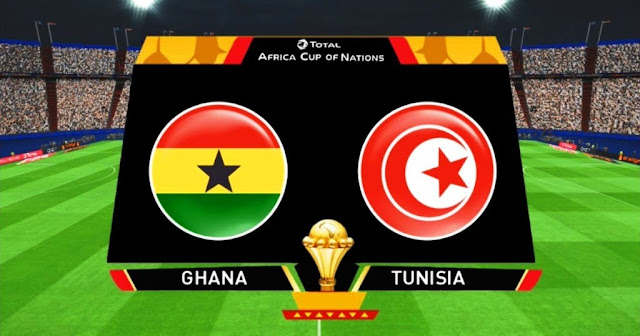 موعد Ghana vs Tunisia مباراة تونس وغانا اليوم الاثنين 08/7/2019 كورة رابط بدون تقطيع