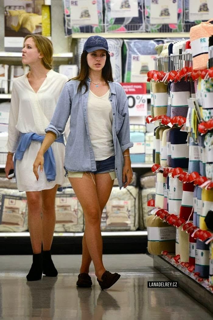 Sophia Bush Leather Shorts