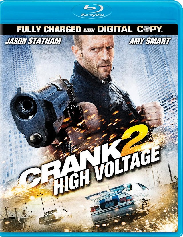 Crank High Voltage 2009  x264 720p Esub BluRay Dual Audio English Hindi GOPI SAHI