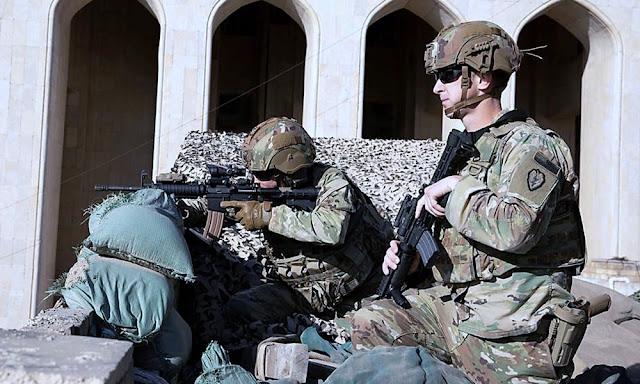 El Pentágono niega que Estados Unidos planee retirar sus tropas de Irak