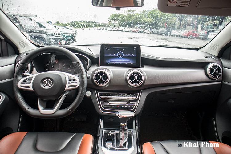 Baic X55 hơn 500 triệu tại Việt Nam, đòi 'đấu' Hyundai Tucson