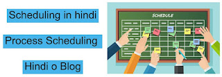 Scheduling in hindi | Process Scheduling |  Hindi o Blog
