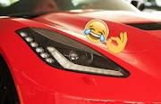 Emoji Period on Automobile Plates