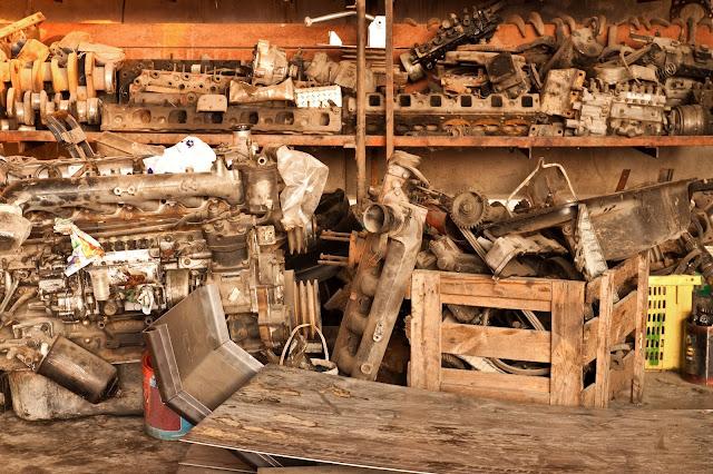 Reduce Metal Scraps