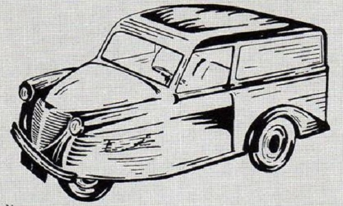 autos - photos  voitures de antigua  u0026 barbuda --- arawak motors ltd --- 1976 - 1980