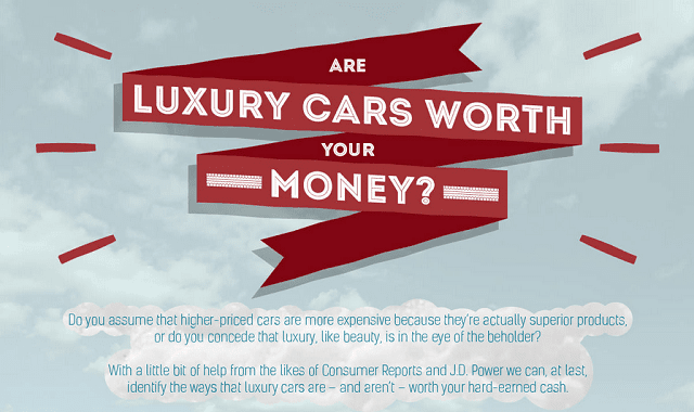 Image: Are Luxury Cars Worth Your Money?