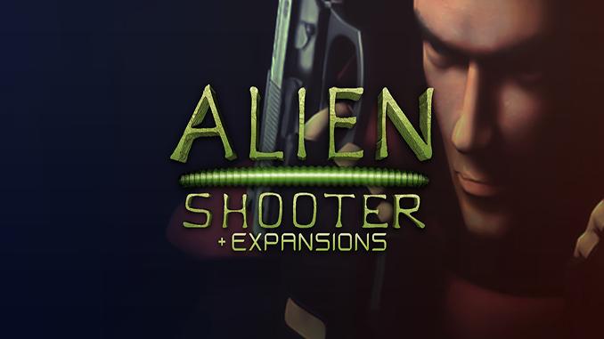 Alien Shooter + Expansiones