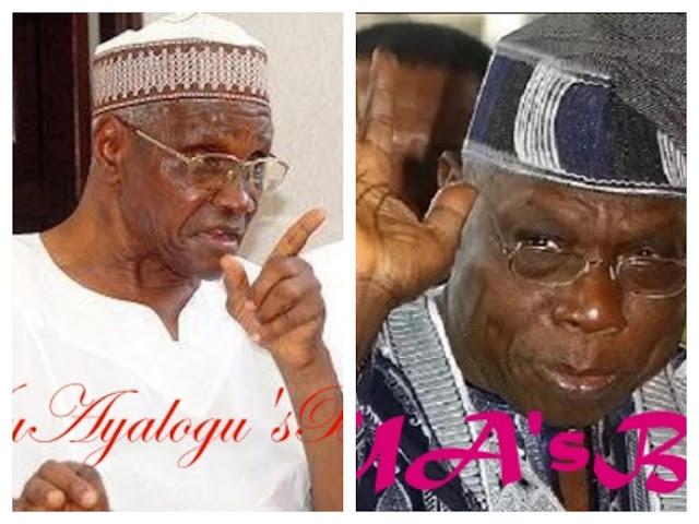 Northern elders blast Obasanjo, reject El-Rufai committee's report on restructuring