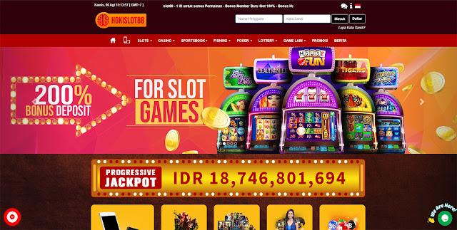 Hyperqqslot Kumpulan Judi Slot Online Terbaik Dan Terpercaya