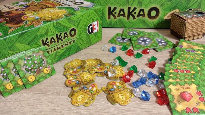 Kakao: Diamenty - recenzja dodatku. Czy błyskotki wygrają z czekoladą?
