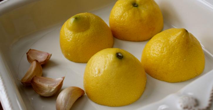 "Mix Garlic And Lemon, It's A Natural ""Medicine"" That Heals Many Diseases"