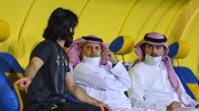 النصر السعودي سيهبط إلى الدرجة الأولى