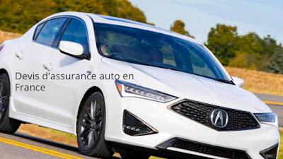 Devis assurance auto France