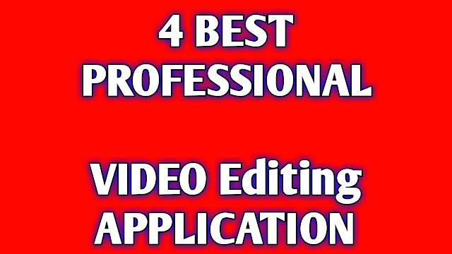 4 best video editing application in mobile phone
