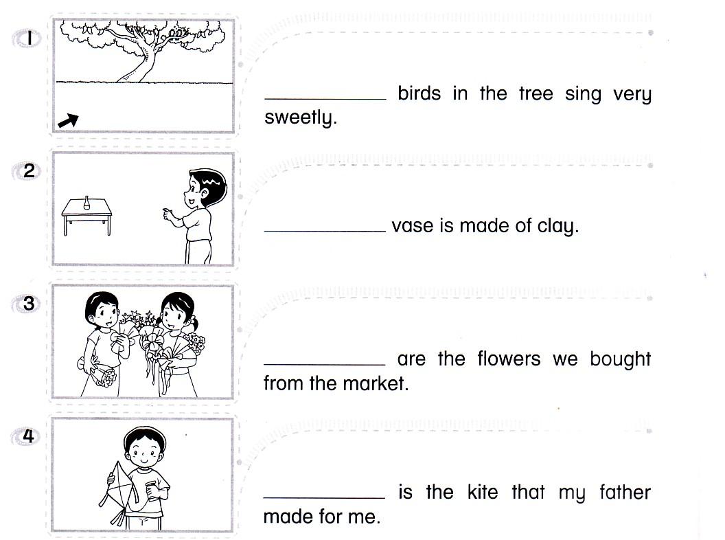 Fun With English Demonstative Pronouns