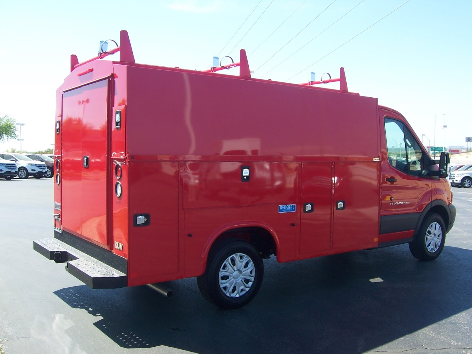 Wonderful At Commercial Truck Success, We Love Red Trucks. Actually, We  Like All
