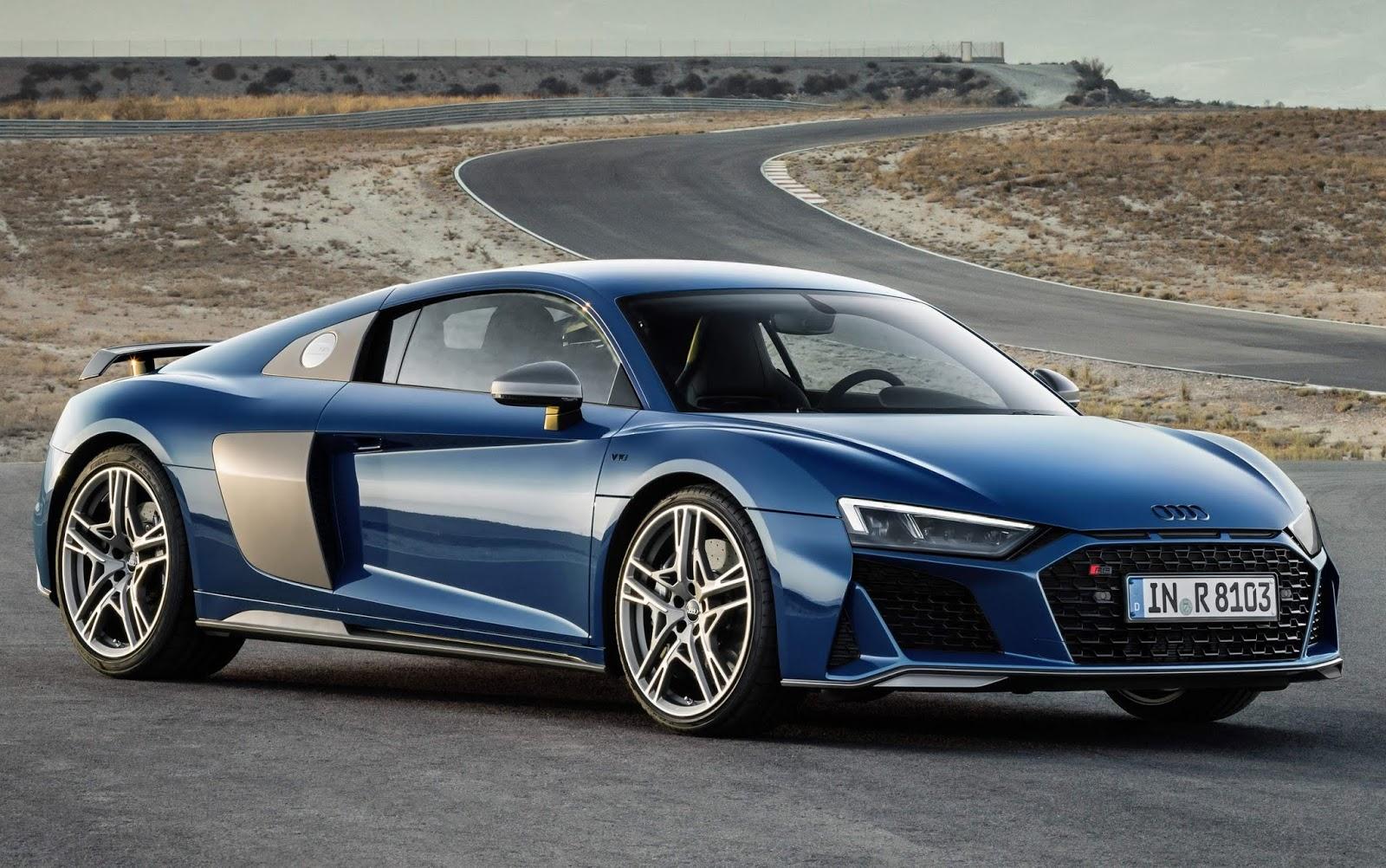 Novo Audi R8 2021 chega ao Brasil - preço R$ 1.234.990 ...