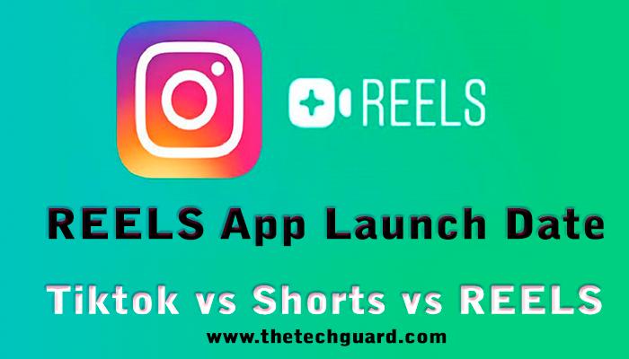 Instagram REELS app defeat Tiktok, Launching in September, Instagram reels USA