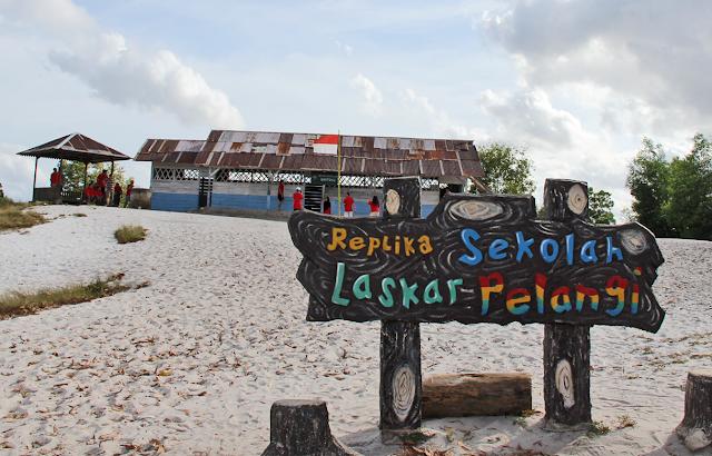 Replika SD Muhammadiyah Gatong