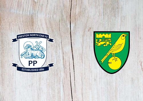 Preston North End vs Norwich City -Highlights 4 January 2020