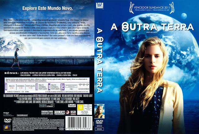 Capa DVD A Outra Terra