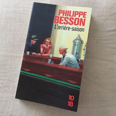 L'arrière-saison - Philippe Besson