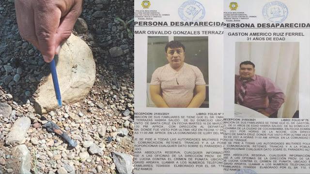 Cochabamba: Hallan restos calcinados de dos atracadores que eran buscados por la policía