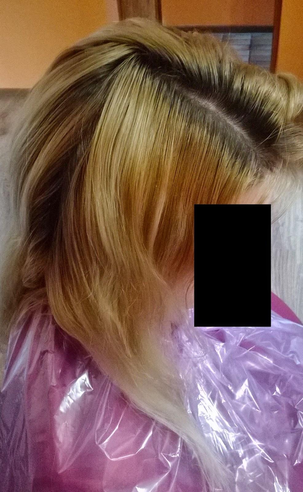 Wasze włosy u Mysi. Trudna pigmentacja Ingi