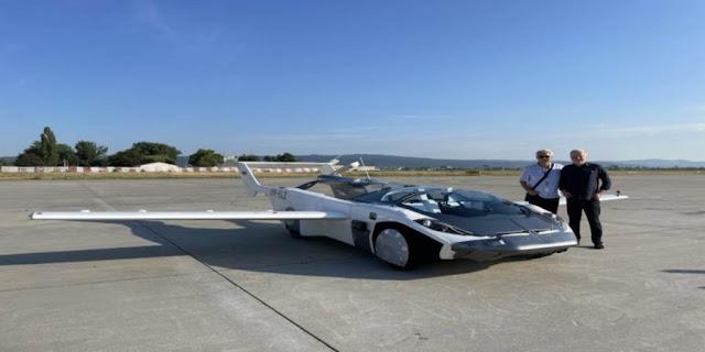 AirCar's Flying Car