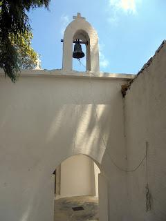 Ναός αγίας Μαρίνας στο Χαλκί