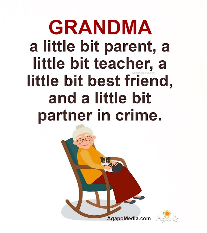Grandma...