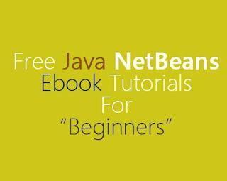Belajar NetBeans Java PDF Pemula Bahasa Indonesia