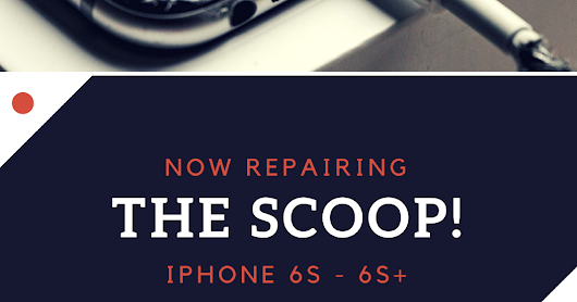 iPhone 6s and 6s Plus+ Cracked Screen Repairs