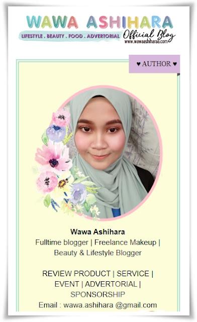 Sahabat blogger pilihan Starlavenderluna : Mrs Wawa Ashihara