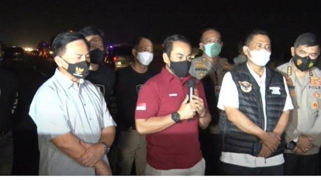 FPI Tak Diundang saat Rekonstruksi Penembakan, Polisi: Emang Dia Tau?