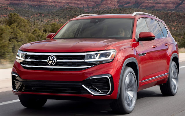 Novo VW Atlas 2021